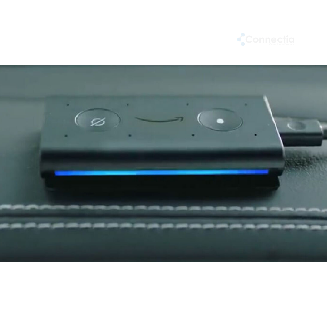 echo-auto-con alexa-connectia