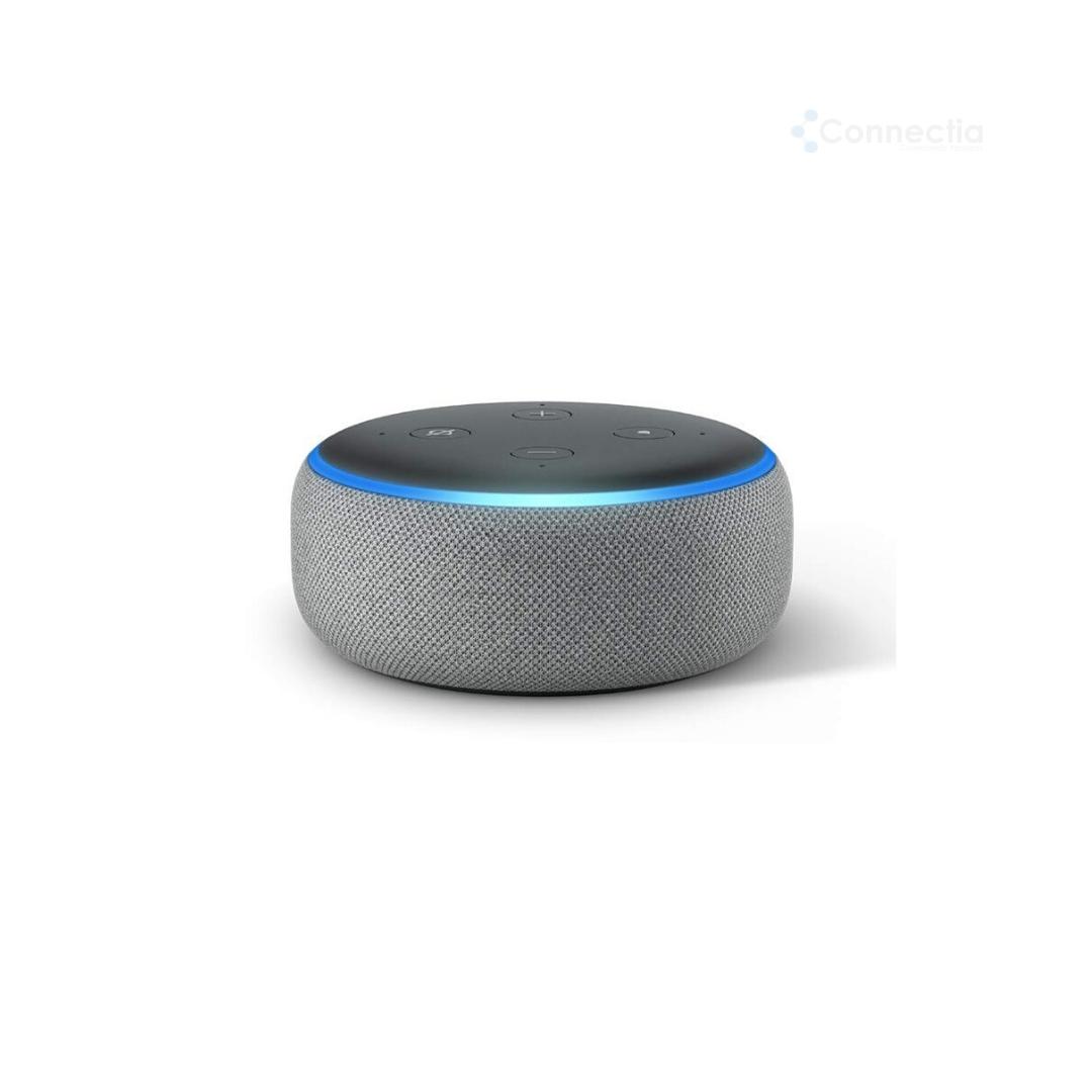 echo-dot-3-parlante-con alexa-connectia