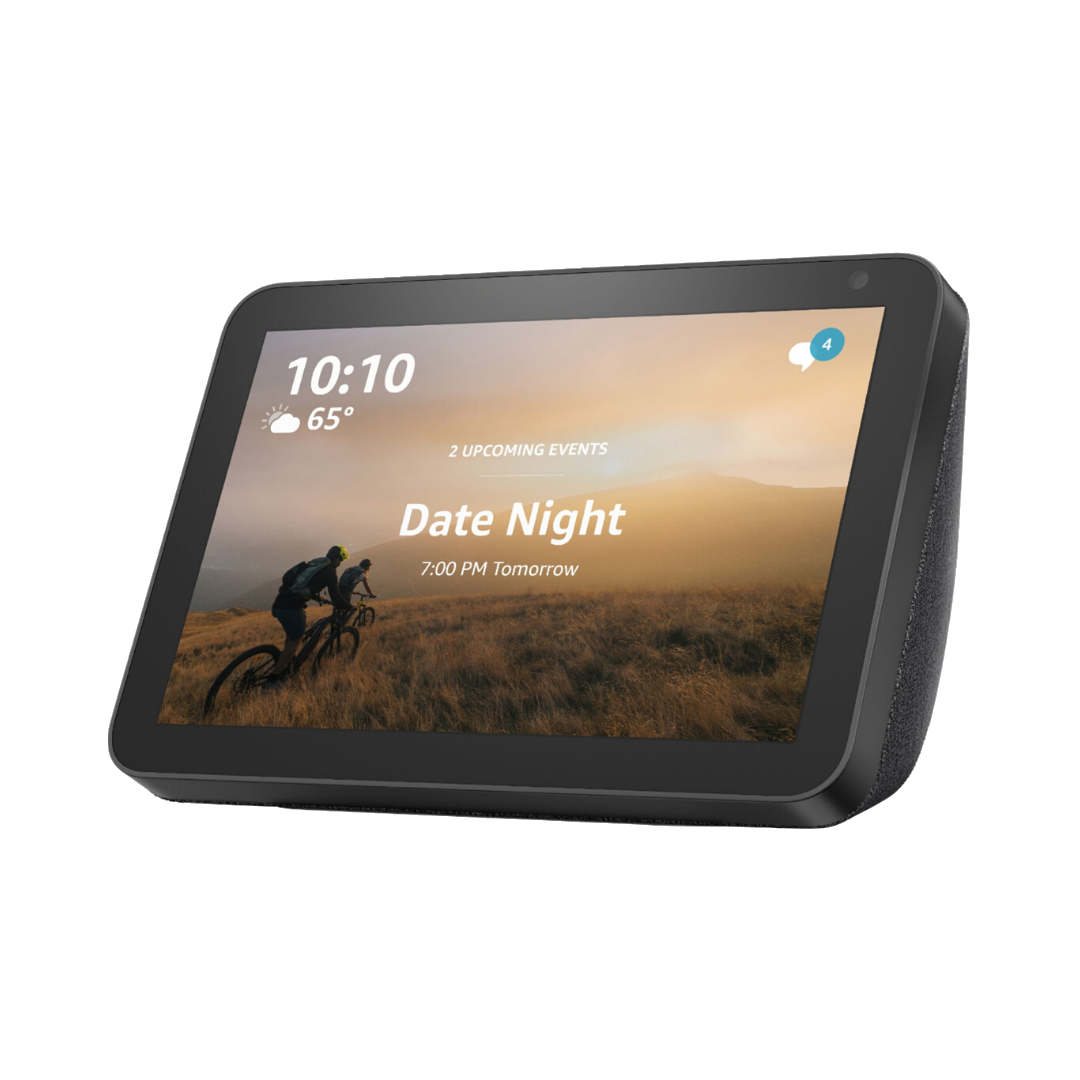"Amazon Echo Show 8"" - Tu Hogar Inteligente"