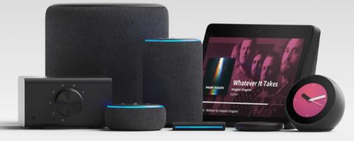 Productos Alexa